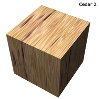 Wood - Cedar 2