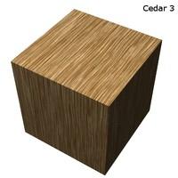 Wood - Cedar 3