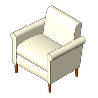 Chair - Unknown Designer - Trinity Chair