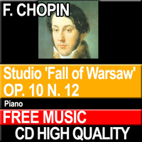 "F. CHOPIN - Studio Op. 10 N. 12 ""Fall of Warsaw"