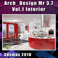 Arch e Design Collection Vol.1 Mental ray 3.7