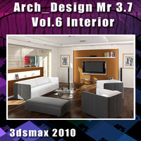 Arch e Design Collection Vol.6 Mental ray 3.7