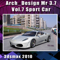 Arch e Design Collection Vol.7 Mental ray 3.7