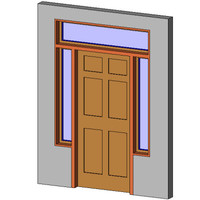 Entry + 2 Partial Sides + Transom