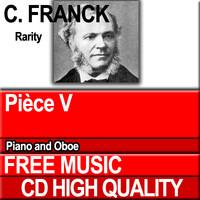 C. FRANCK - Piéce V