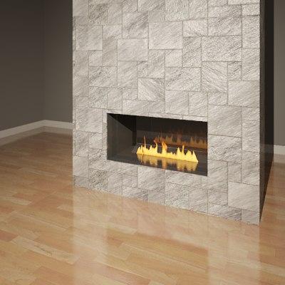 Fireplace revit