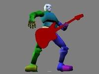 Heavy Metal Guitar Player.bip