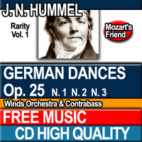12 German Dances Op. 25 Vol. 1 [1-2-3]