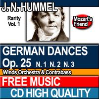 12 German Dances Op. 25 Vol. 1 [1-2-3]