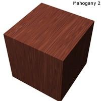 Wood - Mahogany 2