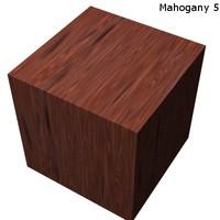 Wood - Mahogany 5