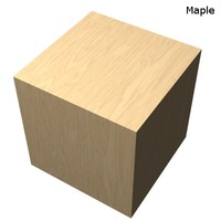 Wood - Maple 1