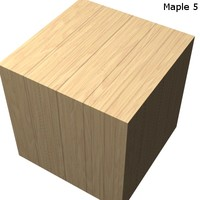 Wood - Maple 5