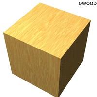 Wood - Orange Wood