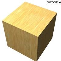 Wood - Orange Wood 4