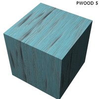 Wood - Painted 5