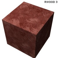 Wood - Red Wood 3