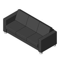Sofa - Boss Design - Boxer Fullsize Sofa