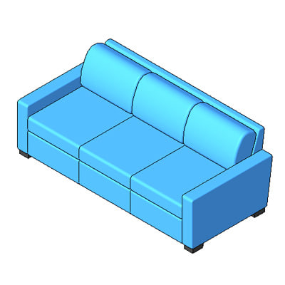 Building rfa portola sofa 84 for Sofa 84 inch