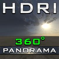 HDRI Panorama - Stormfront