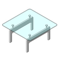Table - Boss Design - Milli Table Small