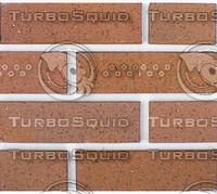 Tangerine Velous Modular Brick