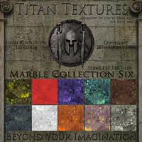 Marble Collection Six