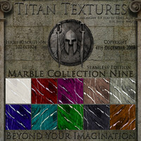 Marble Collection Nine