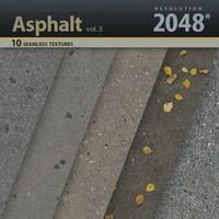 Asphalt Textures vol.5