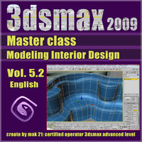 Video Master Class 3dsmax 2009 Vol.5.2 english