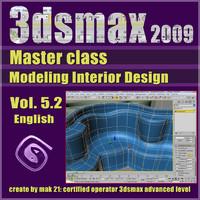 Video Master Class 3dsmax 2009 Vol.5.2 english