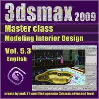 Video Master Class 3dsmax 2009 Vol.5.3 english