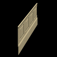 Wainscoting-Angular
