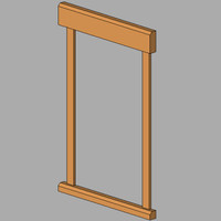 Window Trim-w-Sill