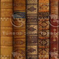 Book Spines Texture #2