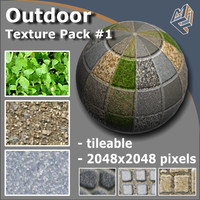 Outdoor Texture Pack