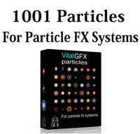 Particles for particle FX Systems