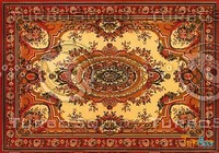Rectangular carpet 023