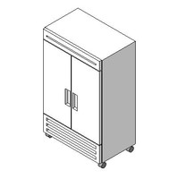 gx_APPL Refrig Comm 2 Dr