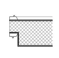 gx_CW01 Insulated Panel Flush