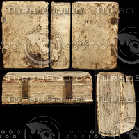 Medieval Book Texture 7