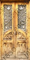 Abandoned wooden door texture map - old_wooden_door01.jpg