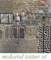 28 medieval textures