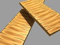 Wood-board texture