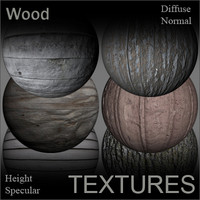 Wood Textures for Shaders