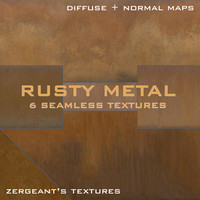 Rusty Metals Collection
