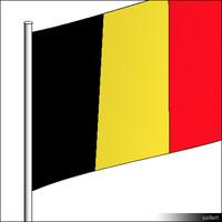 Flag-Belgium-Pole-00312se