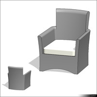 Seating Armchair 00536se