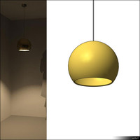 Lamp Ceiling Suspended 00545se