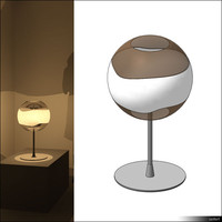 Lamp Table 00698se